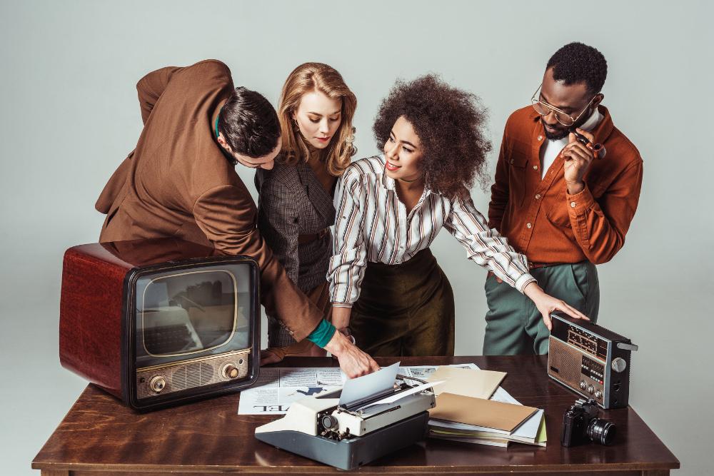 Marketing tradicional - Televisión, impresos y radio