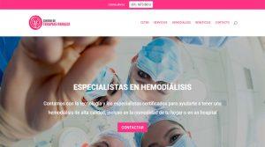 Sitio web - Centro de Terapias Renales