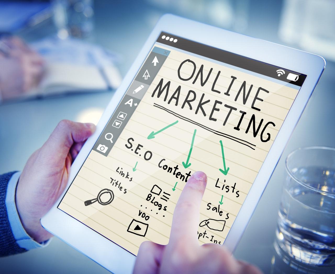 Canales publicitarios - Marketing en Servicios de Salud