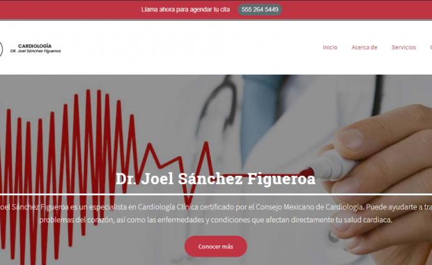 Dr. Joel Sánchez Figueroa - Cardiólogo