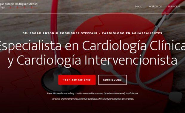 Dr. Edgar Antonio Rodríguez Steffani - Cardiólogo
