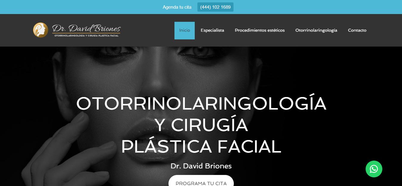 Dr. David Briones