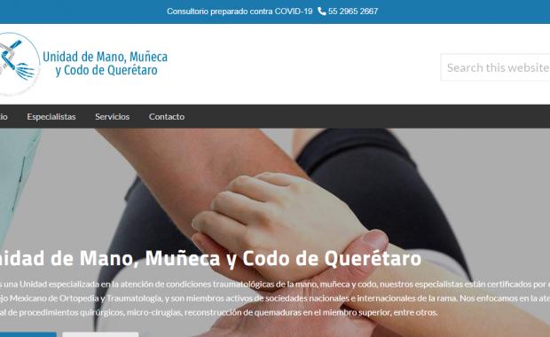 Ortopedistas en Querétaro - Unidad de Mano, Muñeca y Codo de Querétaro