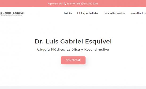 Cirujano Plástico en Satélite - Dr. Luis Gabriel Esquivel