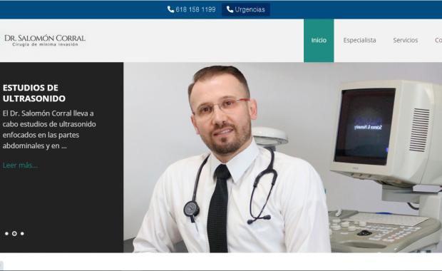 Dr. Salomón Corral - Cirugía en Durango