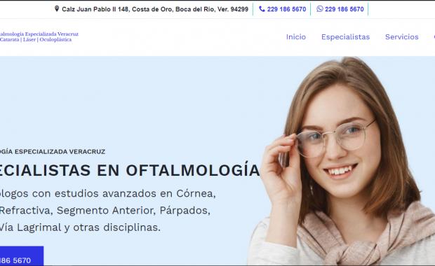 Oftalmólogos en Veracruz - Oftalmología Especializada Veracruz