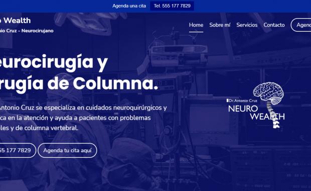 Neurocirujano en Querétaro - Dr. Antonio Cruz Cruz