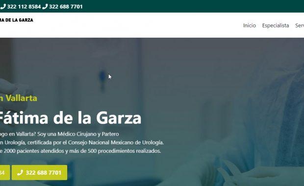 Dra. Fátima De la Garza - Urólogo en Vallarta
