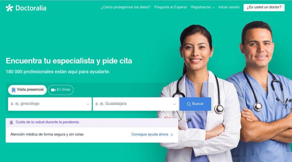 Directorio médico para atraer pacientes