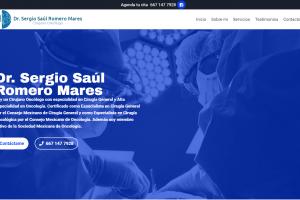 Oncólogo en Culiacán - Dr. Sergio Saúl Romero Mares