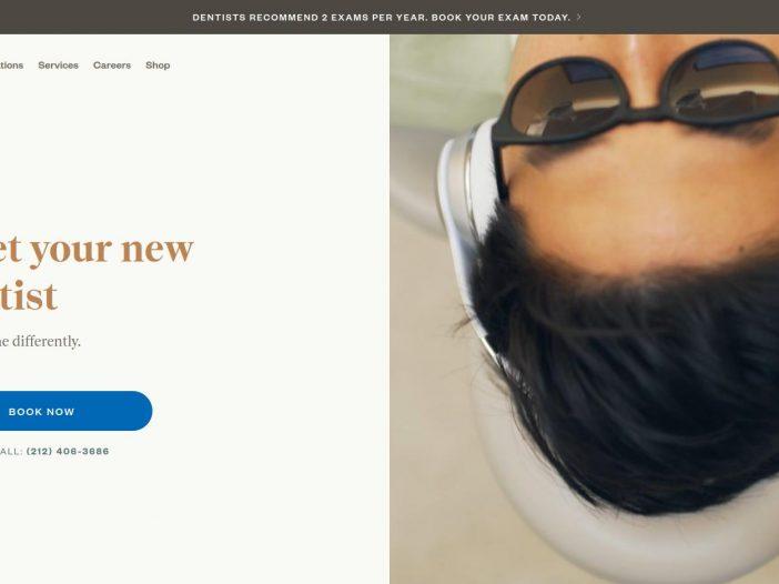 Tend - Páginas Web de Consultorios Odontológicos